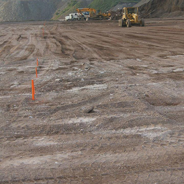 McEwen Mining begins expansion of its El Gallo Mine heap leach pad.