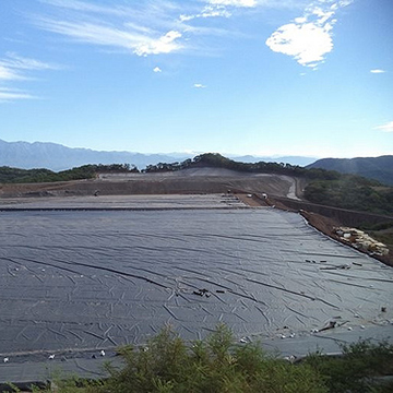 El Gallo Mine mine heap leach pad expansion nears completion.