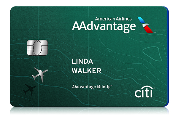 Citi and America Airlines Offer Easy Ways to Earn Miles with New No-Annual-Fee AAdvantage Miles-Up Card