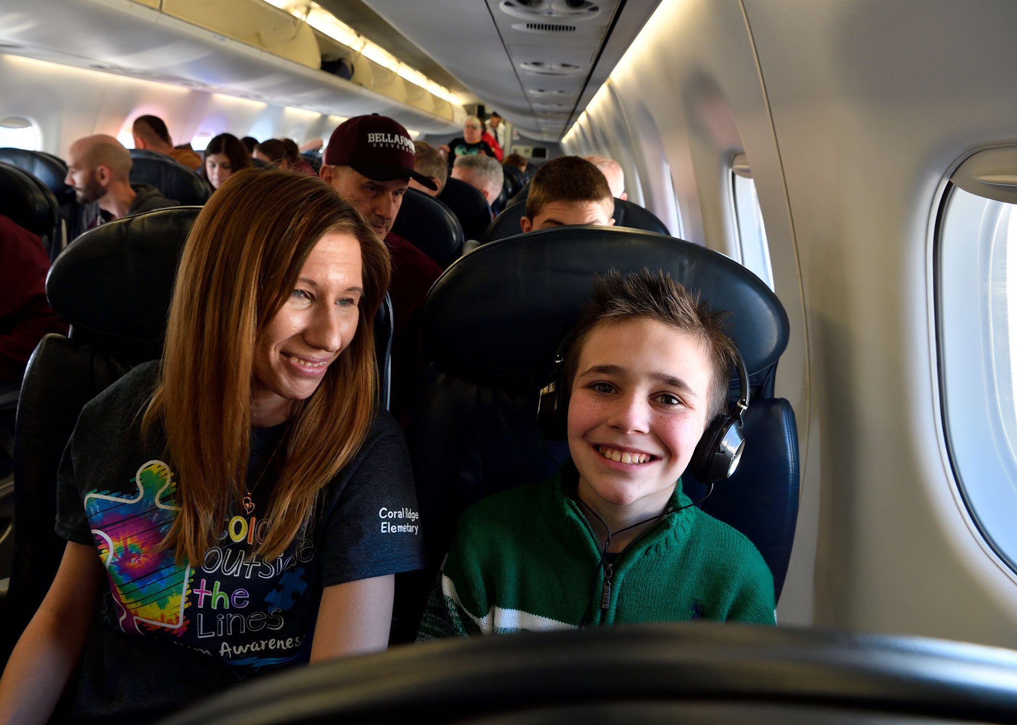 It's Cool to Fly: American Airlines program helps kids with autism soar to new heights