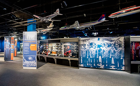 Newsroom American Airlines Cr Smith Museum Reopens To