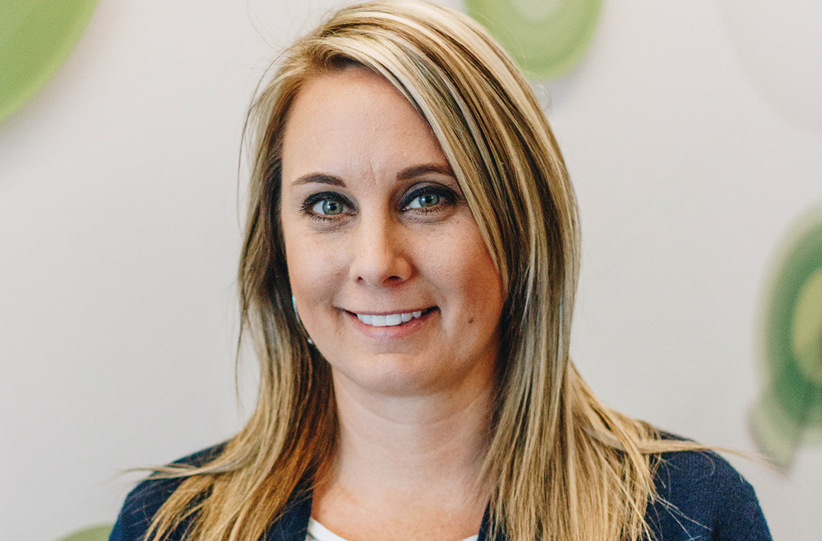 Kristen Jacobsen An Operations Program Manager At Td Ameritrade