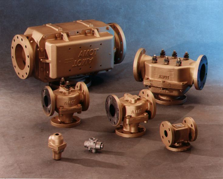 Curtiss Wright Nuclear Brands Enertech Valves Amot