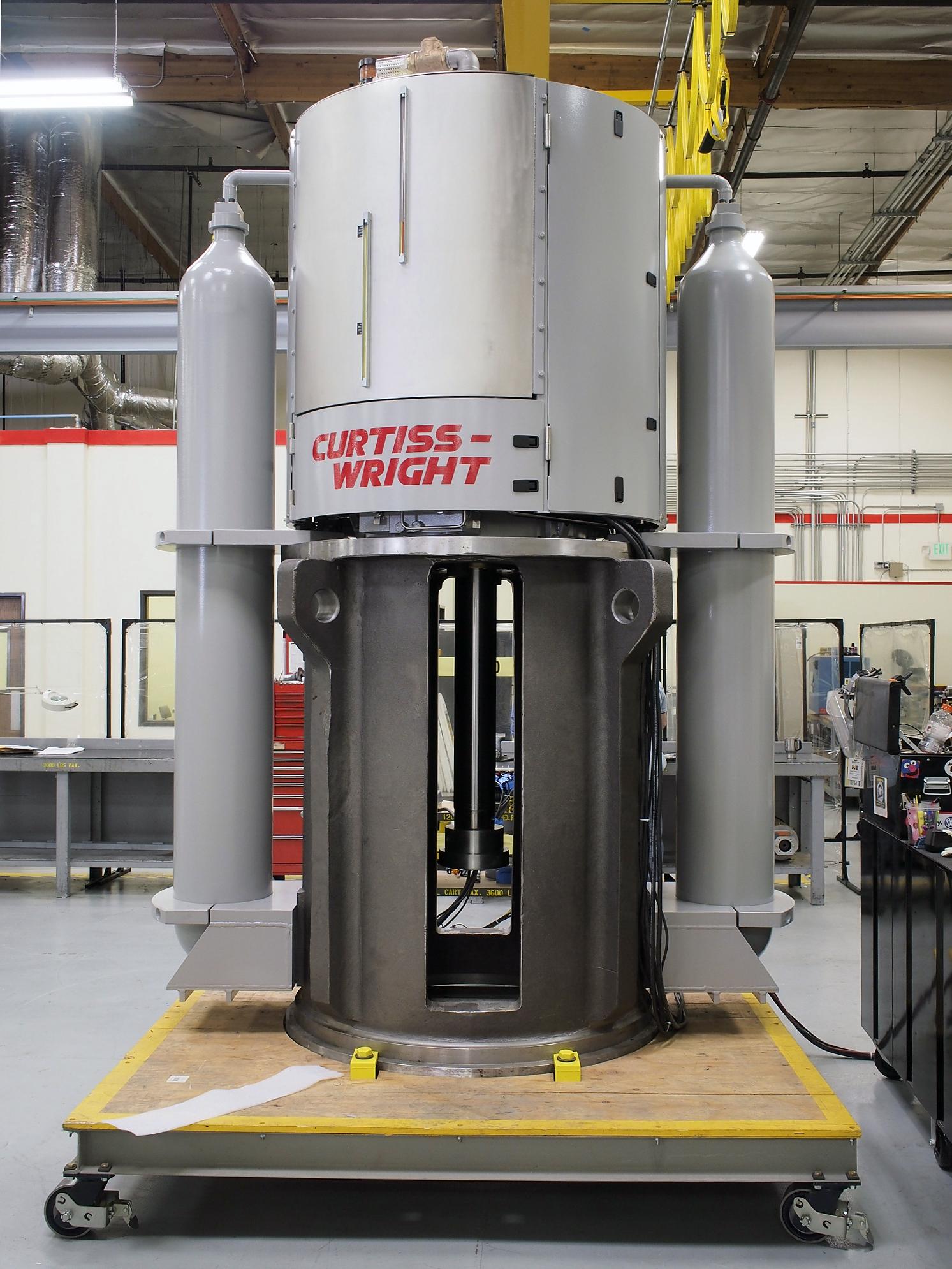 Curtiss Wright Nuclear Brands Enertech Actuators