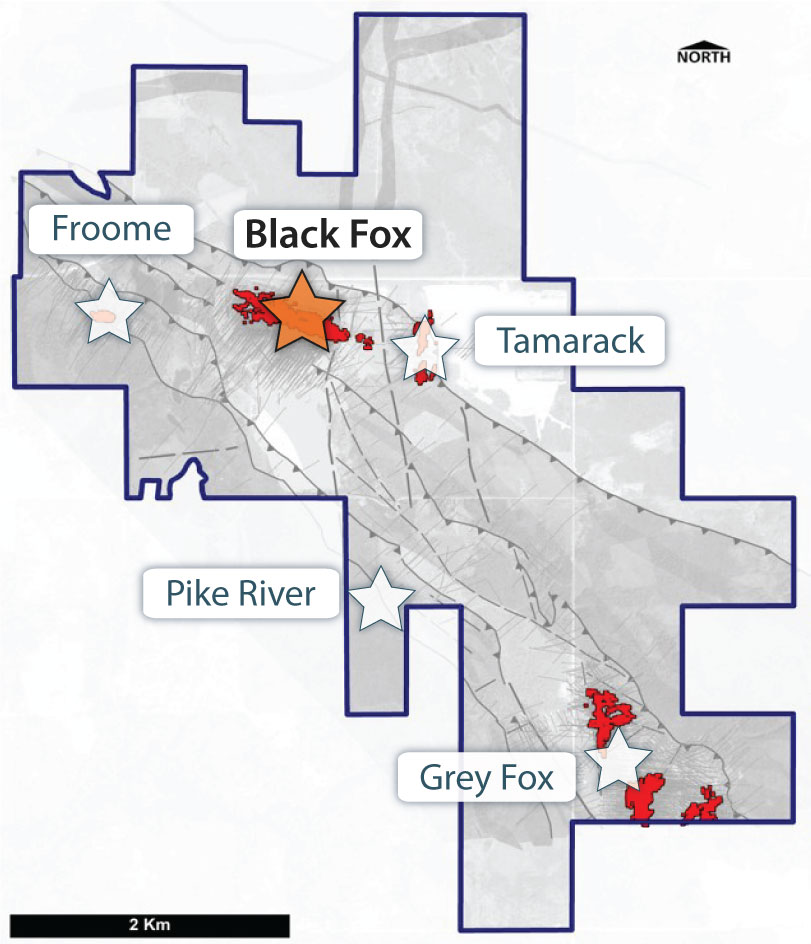 Black Fox Property