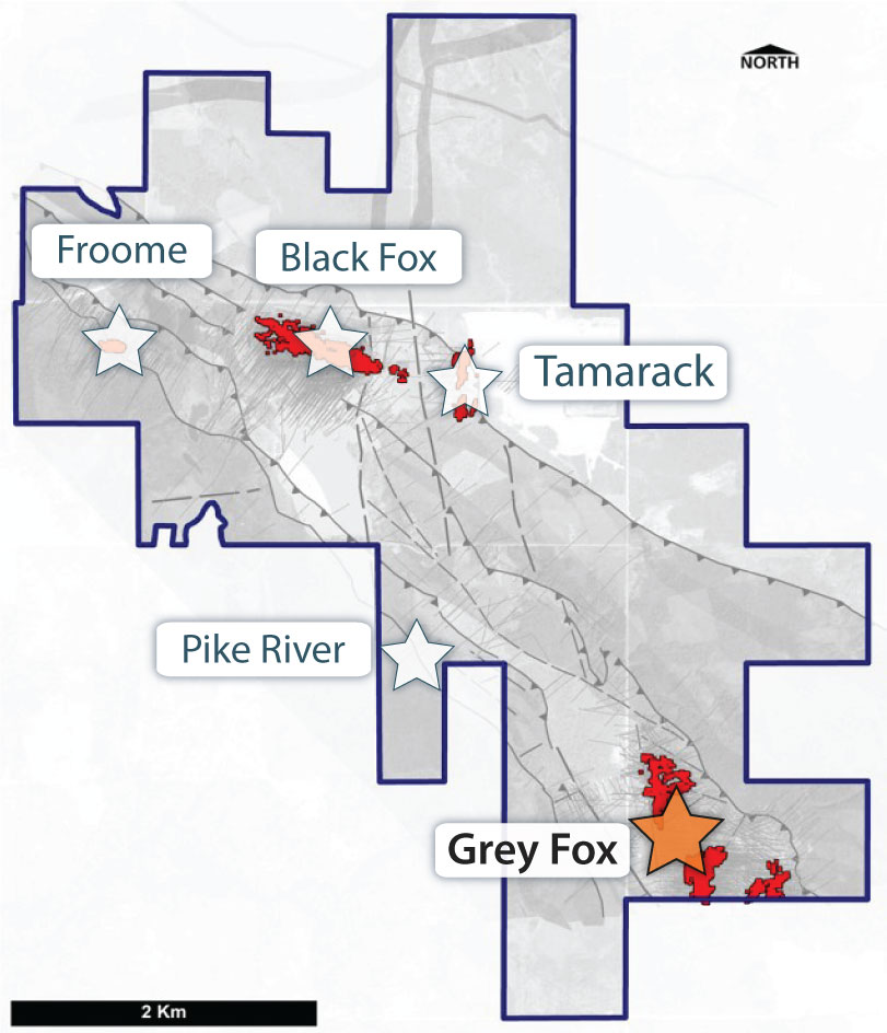 Grey Fox Property