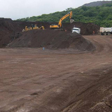 El Gallo Mine heap leach pad expansion underway.