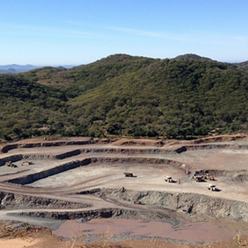 Mining rate continues to ramp up at the El Gallo Mine in Mexico in order to begin feeding the mine's expansion