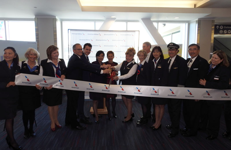 Newsroom American Airlines Launches New Daily Flight Between Los Angeles And Beijing American Airlines Group Inc