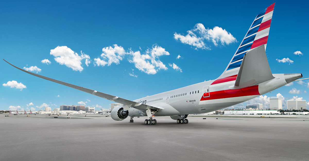 Second-Quarter Earnings of American Airlines