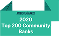 American Banker Top 100 Community Banks
