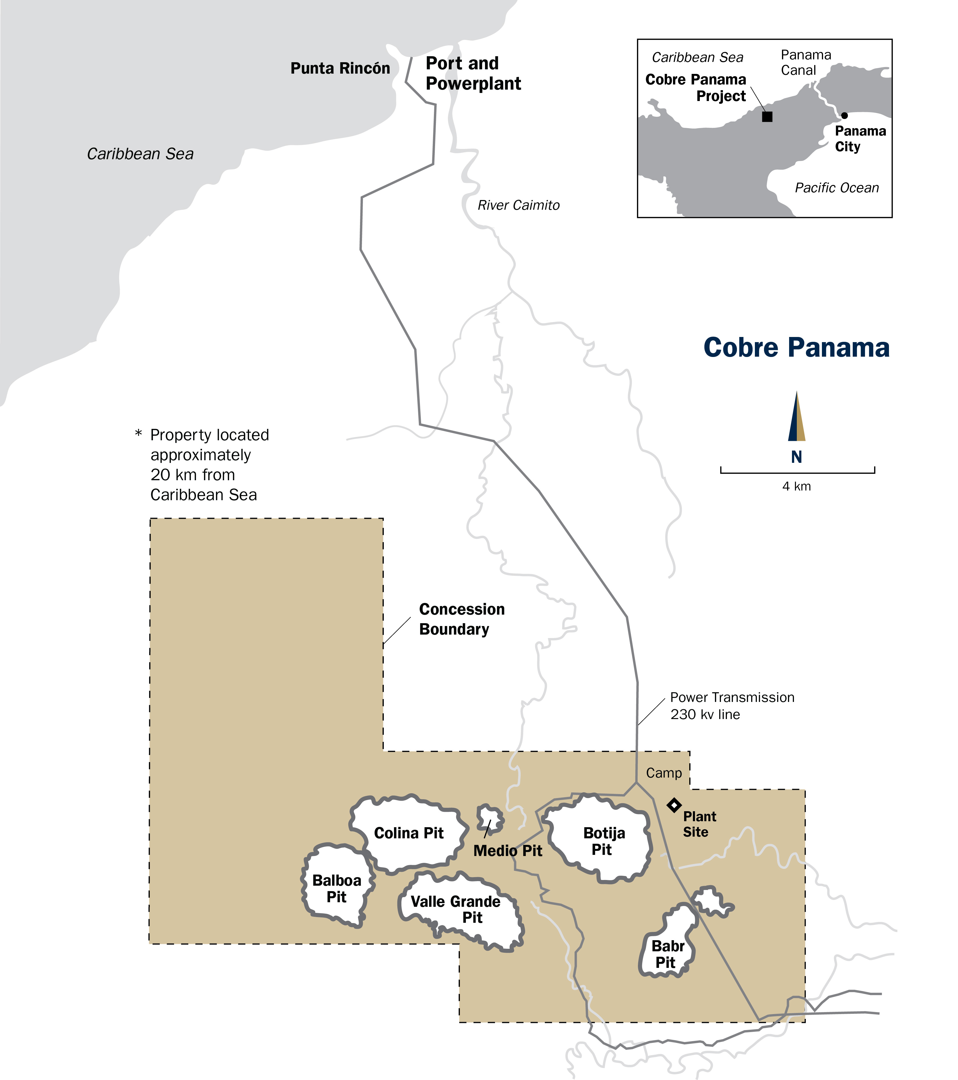 Gold And Silver Mining In Panama Mail: Franco-Nevada Corporation