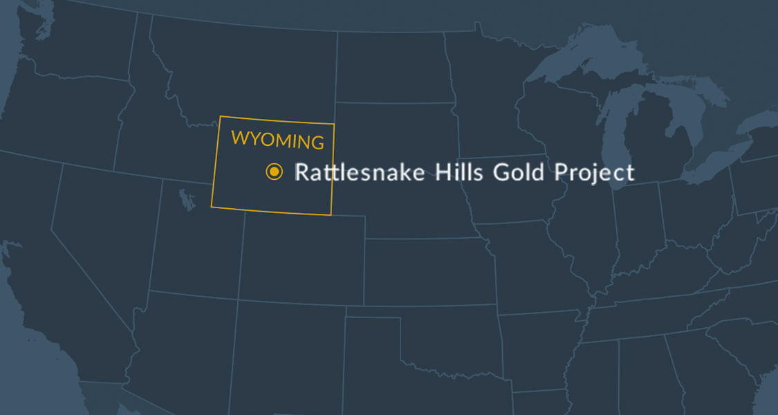Rattlesnake Hills Gold Project