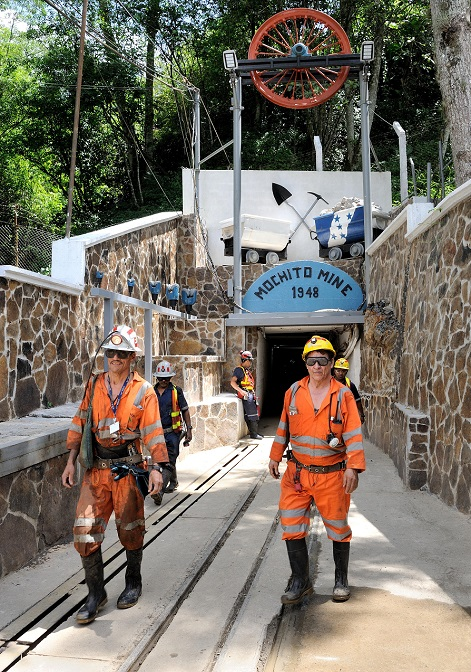 Ascendant Resources Inc  - Operations - The El Mochito Mine