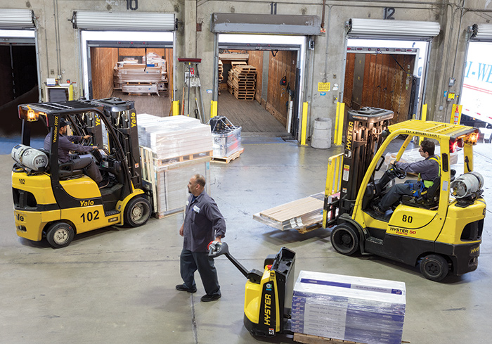 Hyster-Yale Materials Handling, Inc , About Hyster-Yale