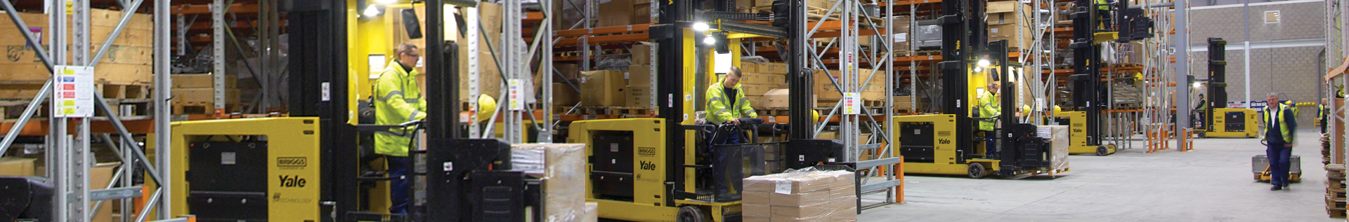 Hyster-Yale Materials Handling, Inc , About Hyster-Yale - About