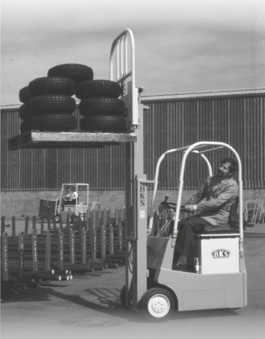 Hyster-Yale Materials Handling, Inc , About Hyster-Yale - History