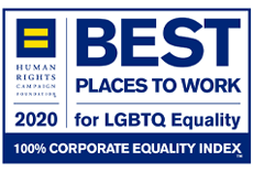 Best Places to Work for LGBT logo