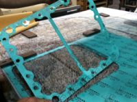 custom engineered gasket