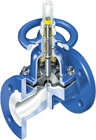 ITT Engineered Dia-Flo Straightway Valve