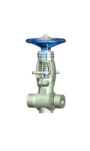 Conval Swivldisc Wedge Gate Valve